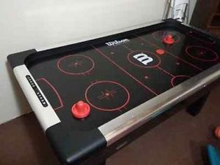 Perfect Wilson Air Hockey Table