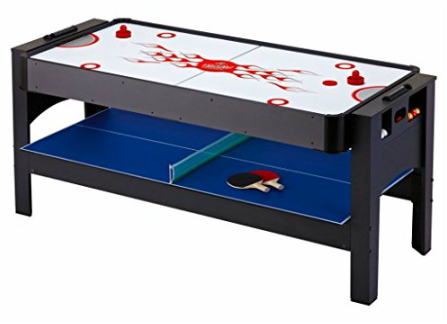 Carmelli Triple Threat Air Hockey Table