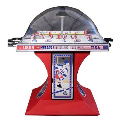 Super Chexx Miracle on Ice Bubble Hockey
